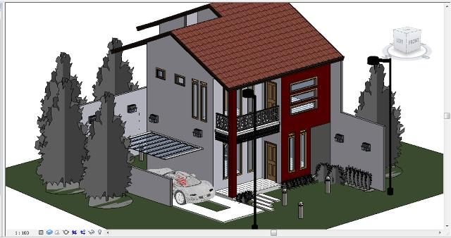 Cara Membuat Denah Rumah Dengan Autocad 2010